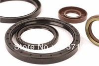 free shipping 20 pcs /lot TC Viton 45*70*12mm free shipping double lips oil seal Good quality