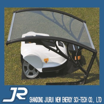 2013 new function robot   lawnmower with anti-rain cover