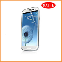 Free shipping 10X New MATTE Anti Glare CLEAR LCD Screen Protector Guard Cover Film For Samsung Galaxy Note 2 N7100