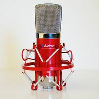 Alctron mc001 condenser microphone capacitor,professional recording microphone