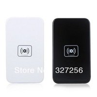 Free shipping Qi Wireless Charger Transmitter Charging Pad Mat Plate for many mobile With Patented Heat Dissipation White