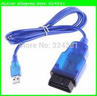 ALKcar by DHL&HKpost OPEL Vehicle TECHII USB OPEL Tech2 USB Interface