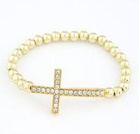 fashion bead bracelet elastic bracelet fashion bangle fashion jewelry