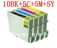25PCS Free shipping  T0461-T0474 compatible ink cartridge For EPSON Stylus C63/C65/C83/C85/CX6300/CX6500/CX3500/CX4500 printers