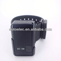 MT110 personal tamper alarm tracker water proof mini bracelet tracker tamper alarm tracker