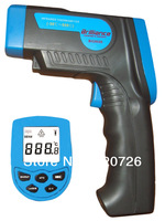 Non-contact IR Laser digital Infrared thermometer / Temperature Range -30 to 550 degree  / Industry Measurement