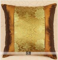 Free shipping wholesale new 2014 silk pillows cover/computer chair cushion cover/zara women pillow for pregnant women