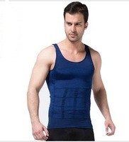 free shipping new men Stretch tights sports vest summer pro fitness training vest male casual tanks men's leisure vest brand