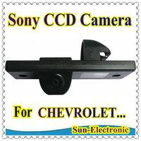 SONY CCD Sensor Car Rear View Reverse Parking Kit Back up CAMERA for CHEVROLET Epica/Lova/Aveo/Captiva/Cruze/Matis/HHR/Lacetti