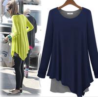 Женская футболка l/5xl ,  v MT6230