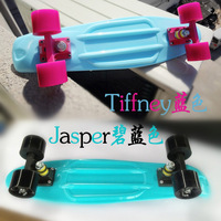 penny board free shipping2013 Fish skateboard with pu wheels Banana board penny skateboard