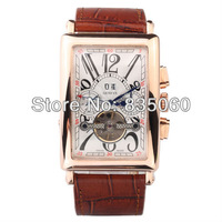 Luxury Automatic Men  High Quality Movement Wristwatch Men's Watches FMLOGO