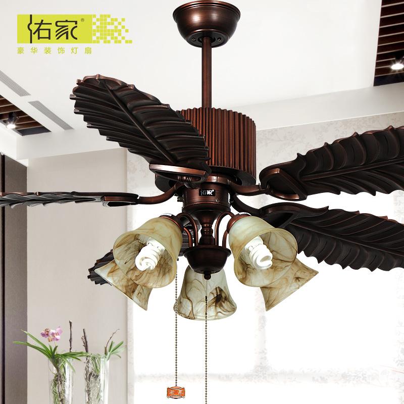 Online get cheap rustic ceiling fans - Ventiladores de techo rusticos ...