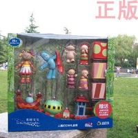 Brand New Plastic Cool Toy In The Night Garden Series Doll ninky nonk Pre-packaged System freeshipping