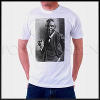 Free shipping DARTH MAUL SUITS Smoking STAR WARS T-shirt cotton Lycra top Fashion Brand t shirt men new DIY high quality