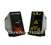 Free Shipping 2pcs digital tattoo power supply high quality tattoo kit hot sale