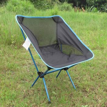 Outdoor - axemen axe portable folding aluminum alloy seat folding chairs