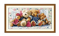 summer sales cross stitch art set counted cross stitch kits Freeshipping
