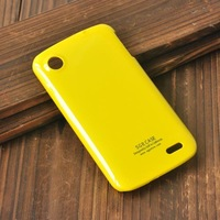 Hot Selling Glossy Paint SGP Case For Lenovo a800 Cell Phone Case Cheap High Quality Hard Back Cover 5 Colors In Stock Freeship