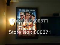 Aluminum Snap Frame Movie Poster Led Lighted Frame Light Boxes