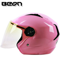 Beon 360 degree UV resistance motorcycle electric bicycle helmet male women's thermal windproof autumn and winter safety cap