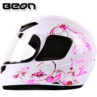 BEON  motorcycle electric bicycle helmet thermal water-resistant autumn and winter male women's helmet