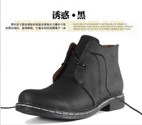 Free shipping, Autumn and winter snow boots , high-top ,  tooling ,  fashion trend of the paragraph of fashion shoes