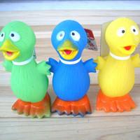 Pet sound toys new arrival vocalization little duck pet toy dog toy