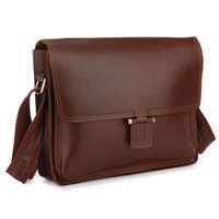 Free shipping by EMS!!2013 handmade Cowboy Vintage Leather Popular Men Messenger Bag Brief Case Purse 7049B