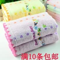 Towel cotton household 100% cotton towel soft facial tissue big towel