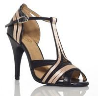 High-heeled Latin dance shoes soft dance shoes women's dance shoes