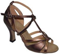 Latin black dance shoes soft outsole Latin shoes ballroom dancing shoes