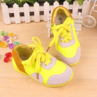 991 children shoes male female child sneaker 2013 autumn genuine leather