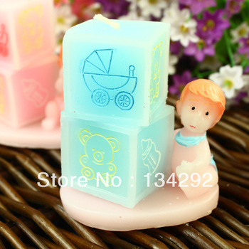 Baby candles scented candles smokeless candles candle gift ideas birthday party