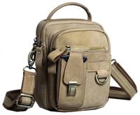 free shipping by EMS!!2013 fashion high quality genuine leather handbag men's bags messenger bag man totes shoulder bags 3004