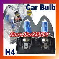 1PAIR H7 100W Xenon Super White Bulbs For All Car Headlights Fog Bulbs