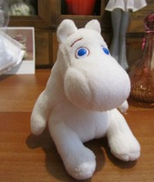 Moomin small plush doll Small decoration