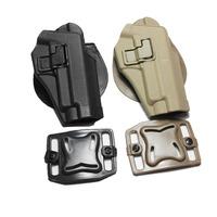 For SIG 220/228/229 P226 Pistol CQC right handed Holster W/ waist paddle Belt Loop BLACK SAND