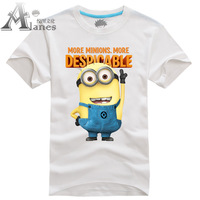 2013 cartoon small t-shirt milk 2 lovers summer female short-sleeve