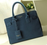 New 2013 fashion female bag contracted USES high quality single mooring gold handbag shoulder hand free shipping