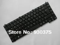 Original New Laptop  keyboard for LG R380 Black BR/ Brazil Layout Keyboard
