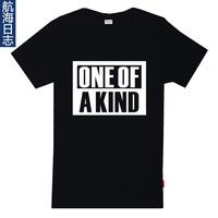 Free shipping Bigbang one of a kind t-shirt