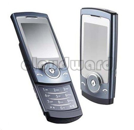 Original phone hot selling U600 cell phone,unlocked u600 mobile phone,fast free shipping 1pcs(China (Mainland))