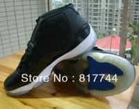 J11 JD11  black blue Men basketball Shoes  leather footwear sneakers footwear Sports shoes