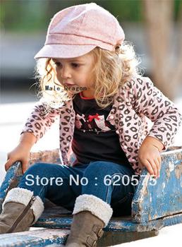 New 2014 Spring Children Clothing Set for girl T-Shirt+Shirt+Jeans Pants T-Shirt Long Sleeve Shirt Long Pants Cool