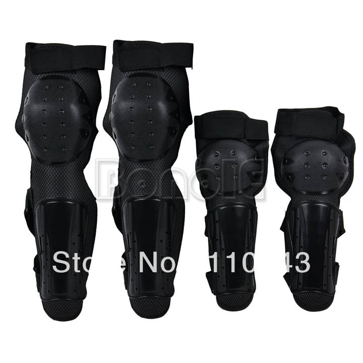 Hot sales Motorcycle ATV Racing Protective Gear Knee Protector Shin Elbow Body Pads Knee Guards Armour TK0960(China (Mainland))