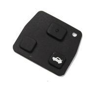 Free shipping For Toyota Lexus 2/3 Button key Fob RUBBER PAD Repair Corolla Yaris Avensis RAV4