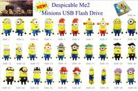 Despicable Me2 USB, Minions USB,  Me2 Minions character usb pendrive