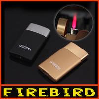 FIREBIRD Honest  Ultra Thin  Hot Pink Jet Flame Butane Gas Cigarette Cigar Windproof Lighter