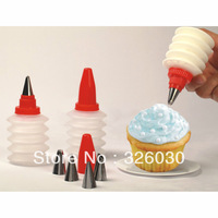 cake DIY tool cake Decorating tip Ice press tip tool cake tool Dessert decorators